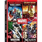 Marvel dvd Filmer Marvel Anime Collection [DVD]